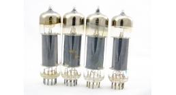 Kwadra lamp EL84 / 6bq5 RCA black plates