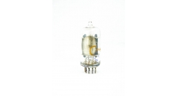 ecc82 12au7 RCA clear top