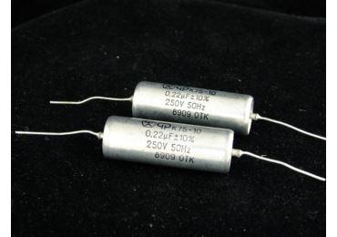 KOND K75-10 0,22 UF 250V